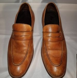 Pre-loved Cognac, Whiskey colored Shoes Nike